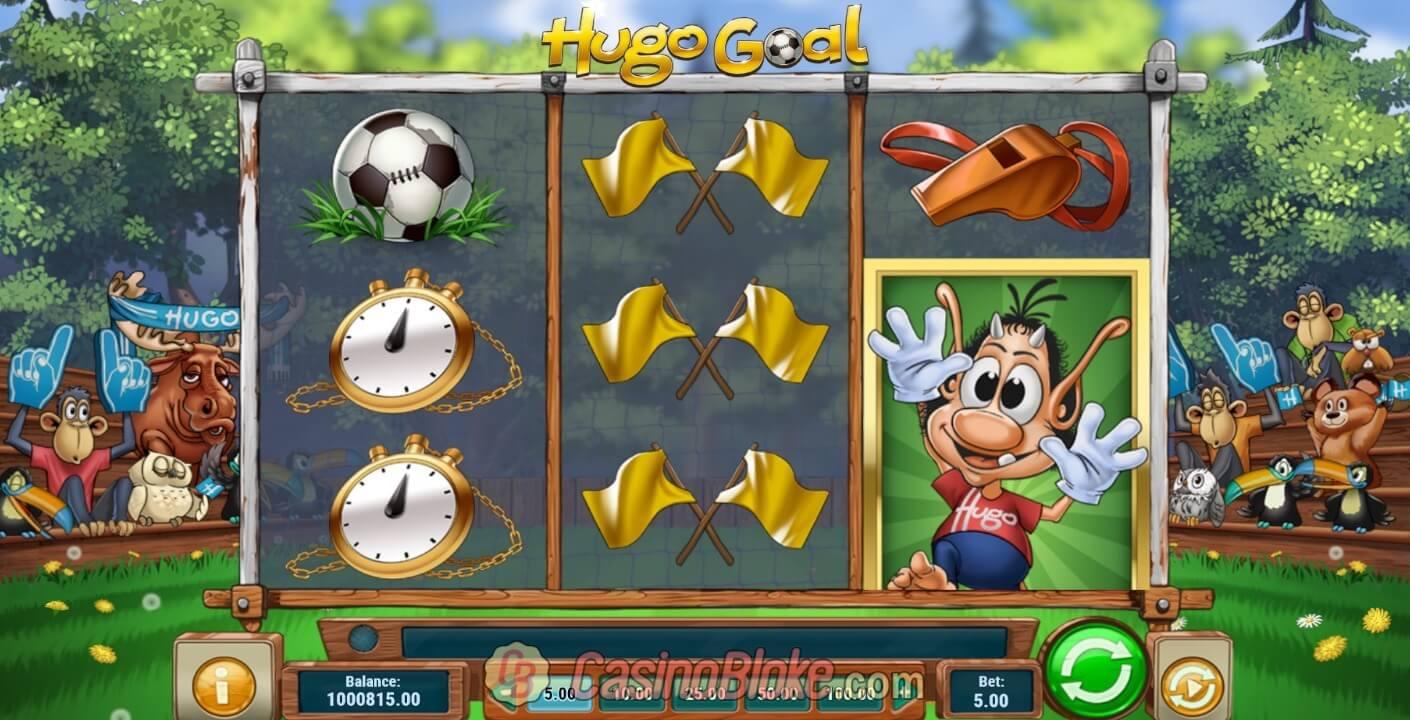 Hugo Goal slot spelet 39150