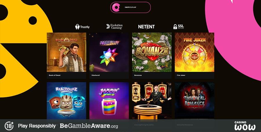 Casino 5min swish 68226