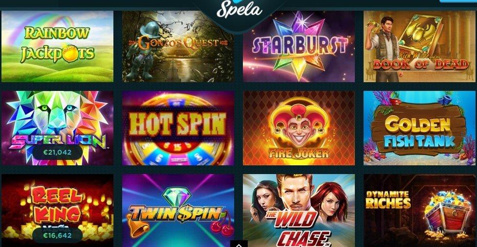 Recension casino betting 54483