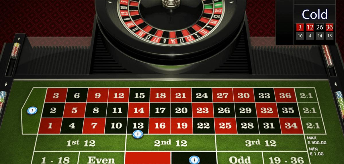 Europeisk roulette Speedy 55340