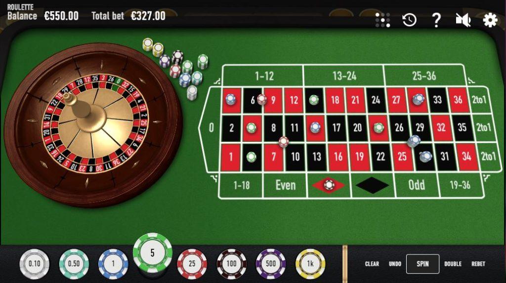 Speltips roulette Wixstars 16375