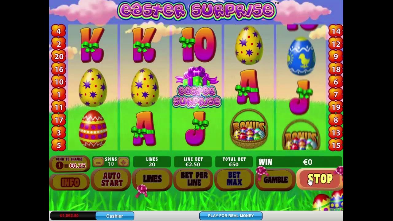 Easter Surprise slot Turnering 41157