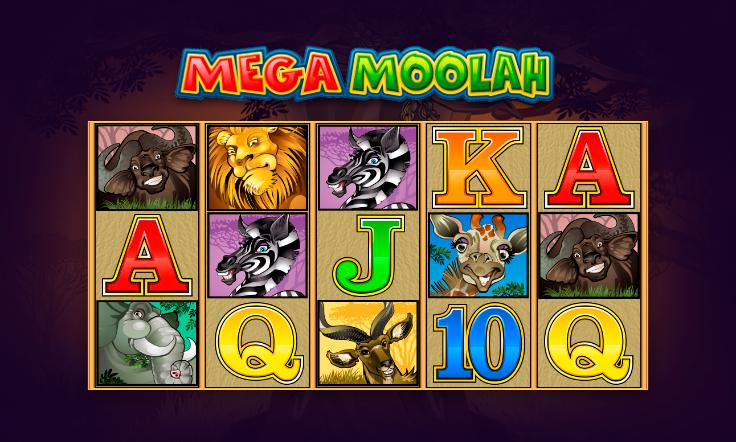 Mega moolah jackpot 36672