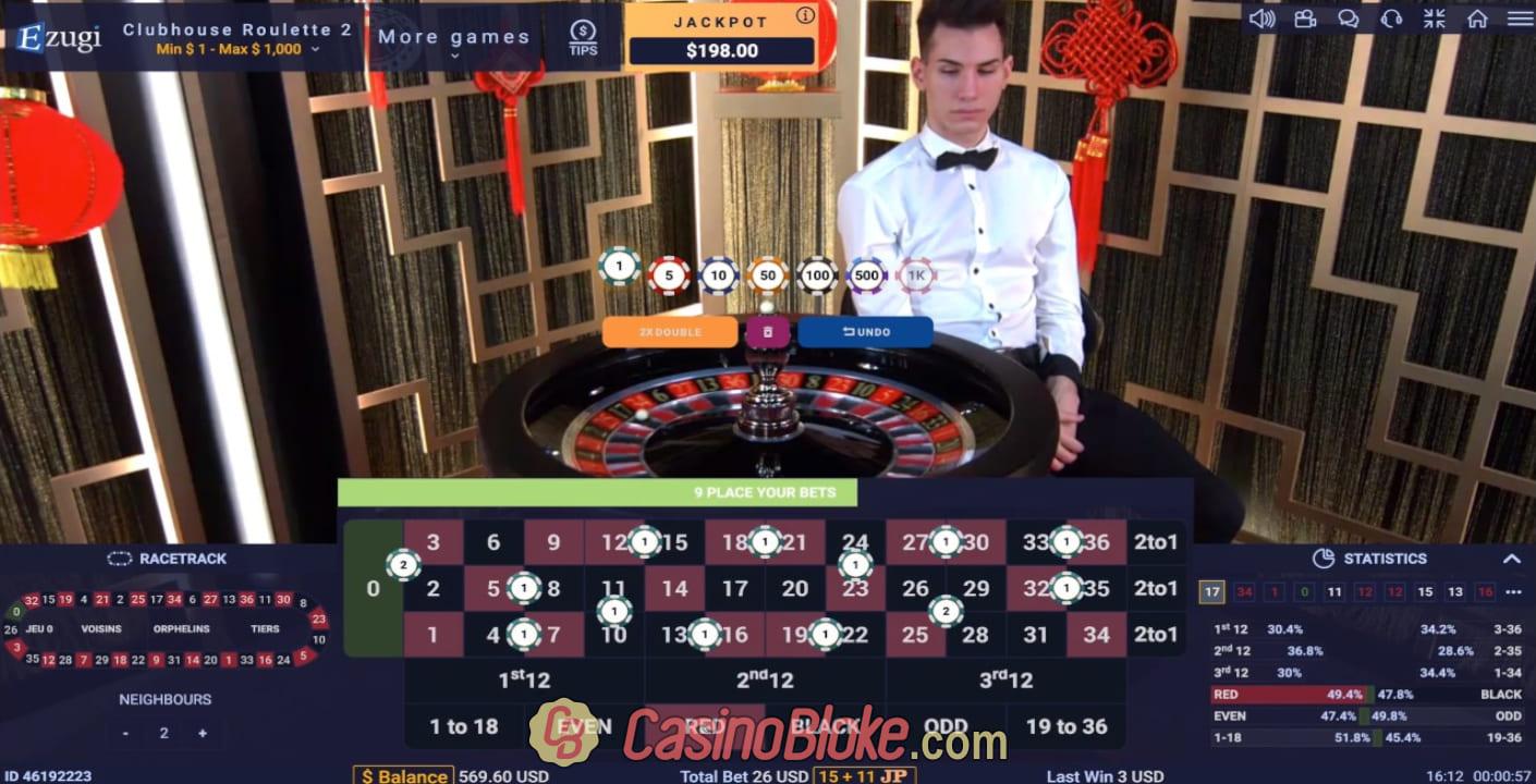 Roulette odds Spela 55427