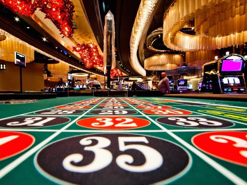 Roulette system svart rött 64539
