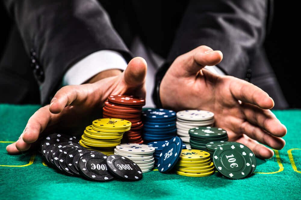 Poker chips betalningsmetoder på 15367