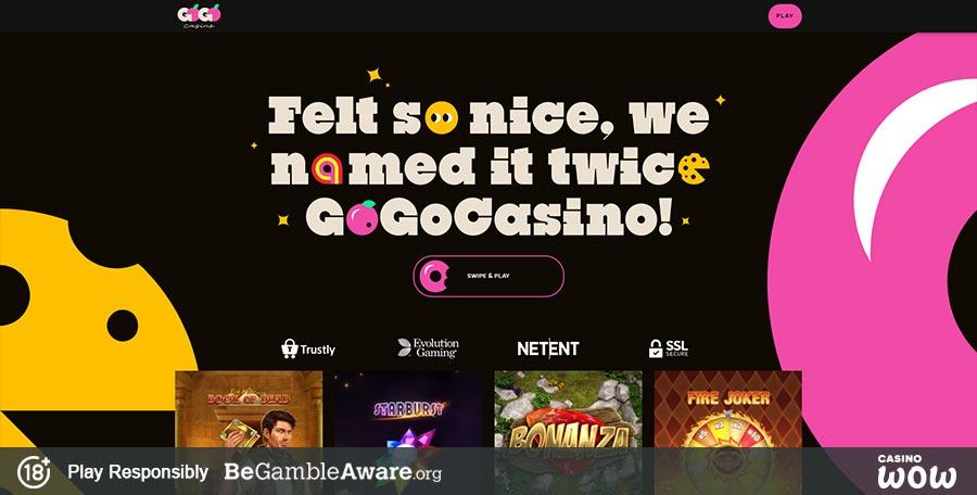 Prova slots gratis GoGocasino 51664