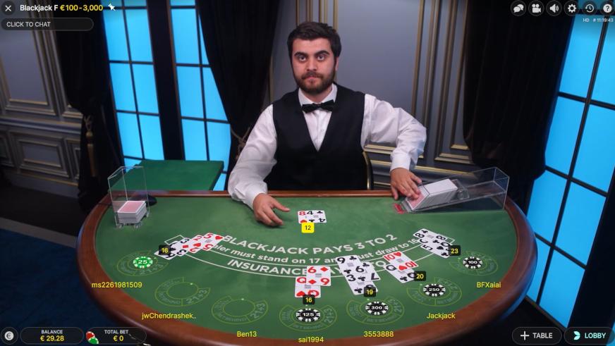 Spelsystem roulette casino Cosmopol 27638