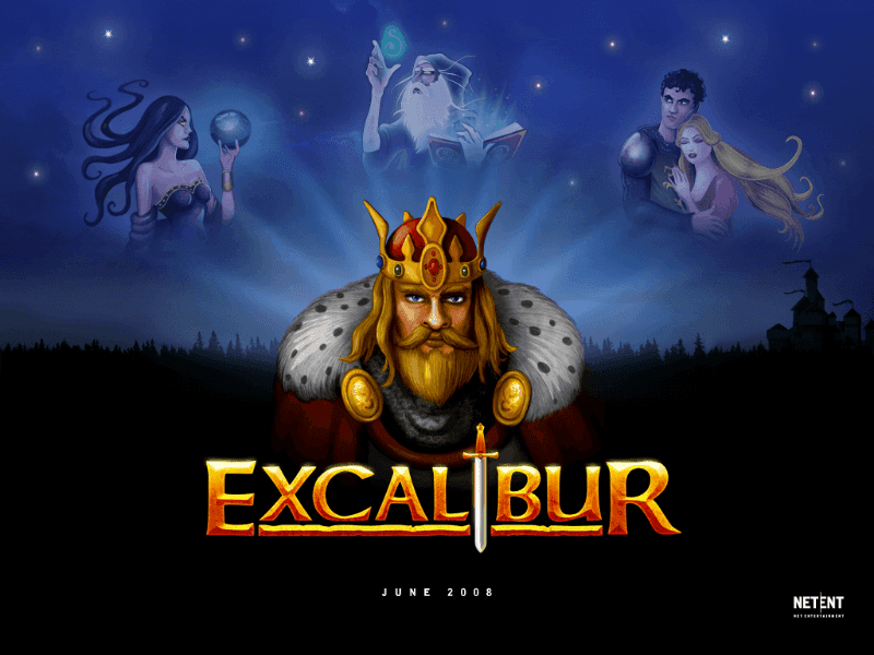 Speltips video Excalibur slot 12733