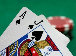 Blackjack strategi med 19318
