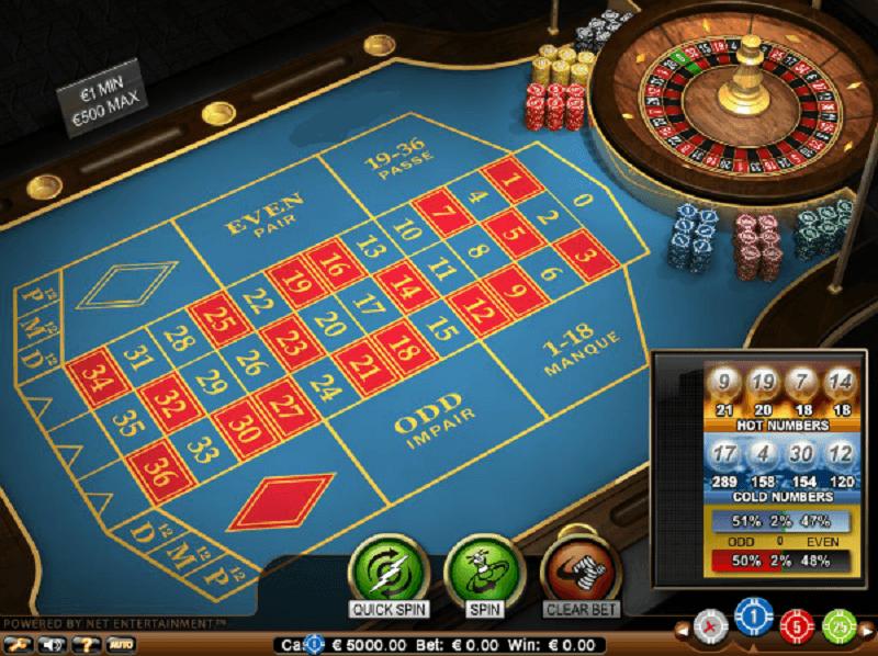 Rock n roll roulette 62971