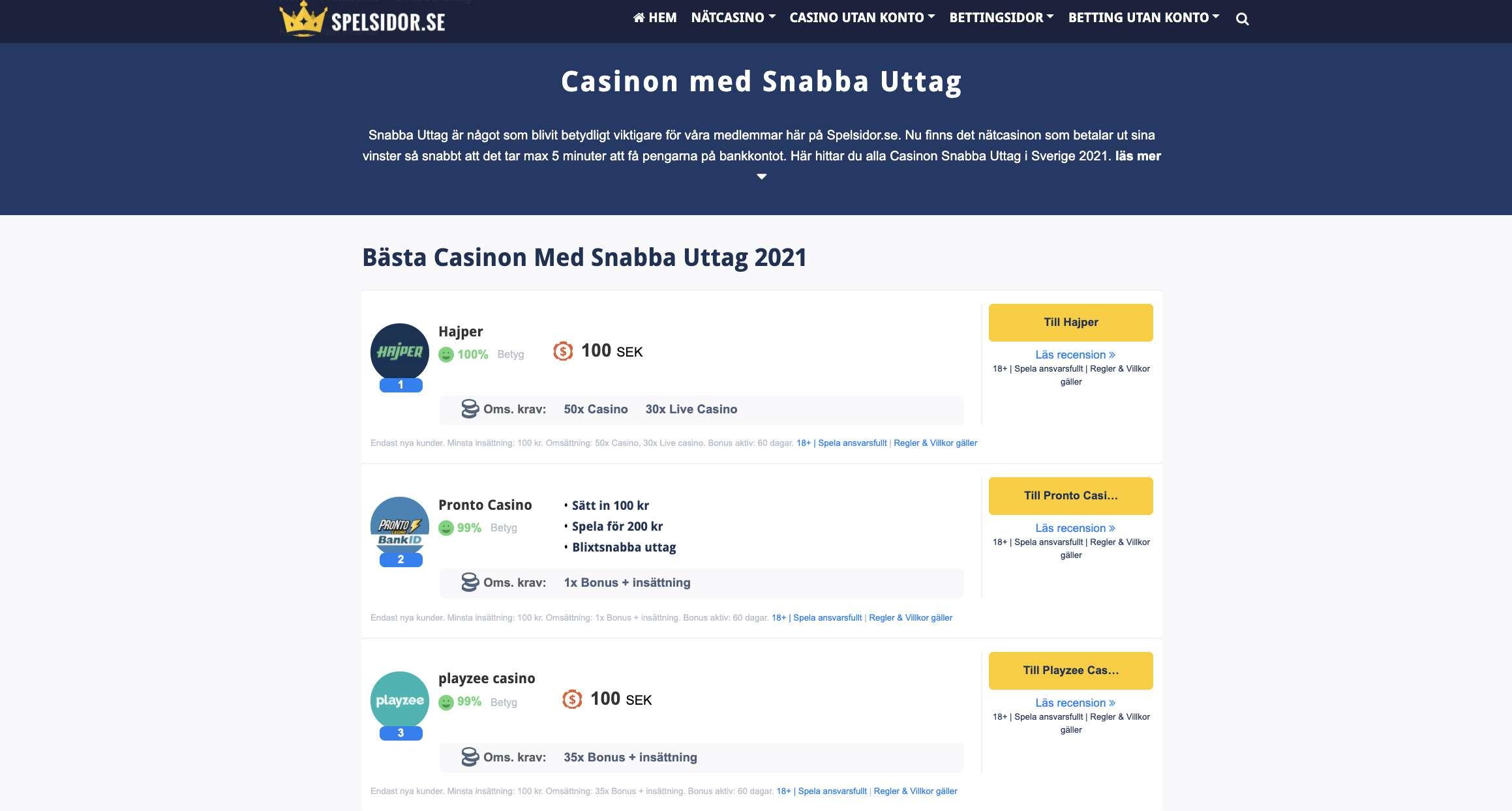 Casino utan svensk 42948