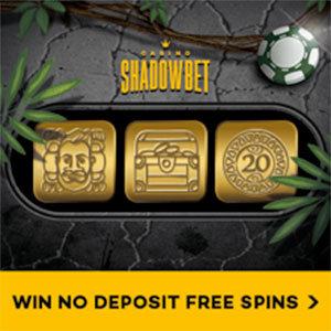 Free spins dagligen Shadowbet 23752