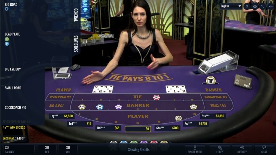 Alla casinon på 47485