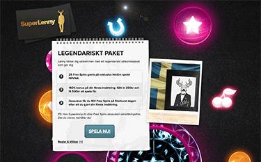 Jämför Svenska casino DreamVegas 22369