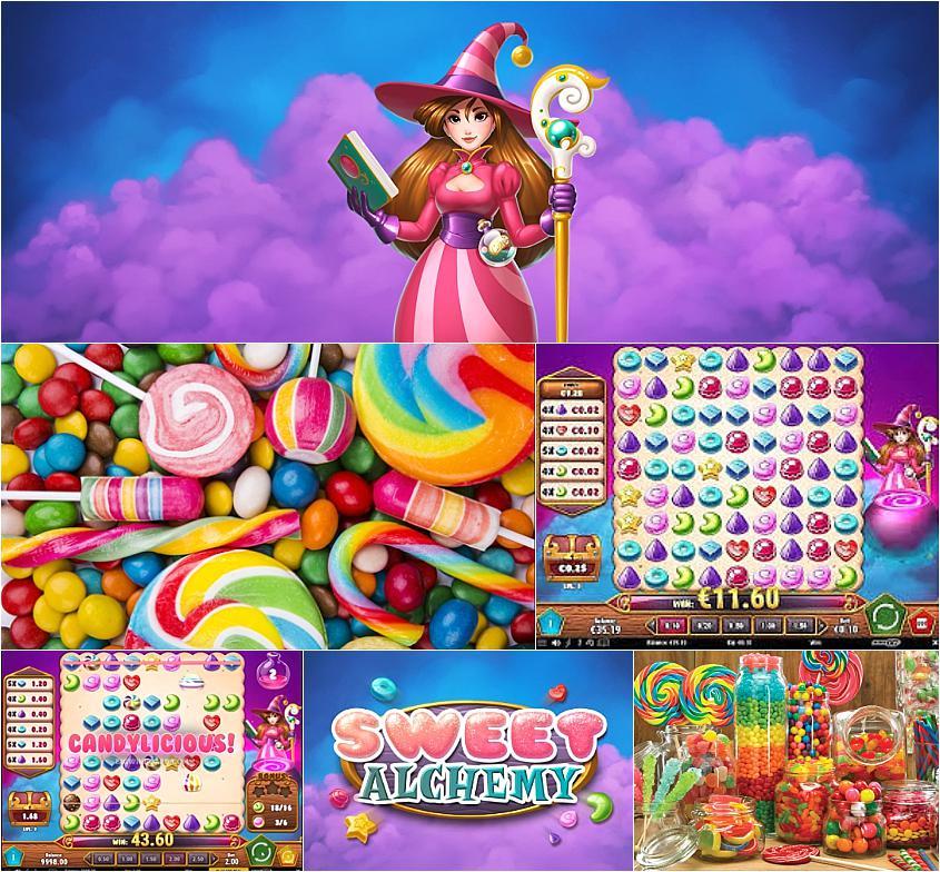 Prime Sweet Alchemy slot 48534