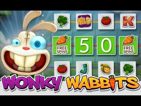 Wonky Wabbits 42600