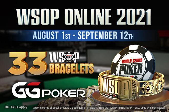 WSOP 2021 Unique 24244